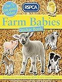 RSPCA Farm Babies Sticker Book (RSPCA)