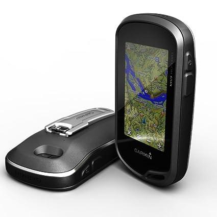 Système GPS de poche Garmin Oregon 650 avec appareil photo 8 mégapixels - Cartographie mondiale de base