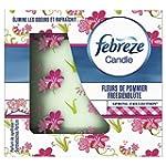 Febreze - Bougie Fleurs de pommier -...