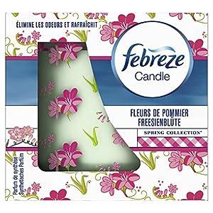 Febreze - Bougie Fleurs de pommier - 100g