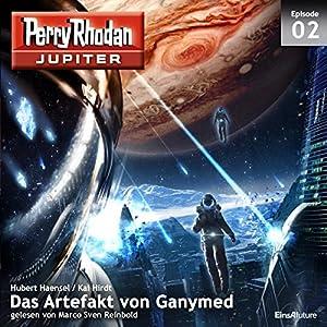 Das Artefakt von Ganymed (Perry Rhodan Jupiter 2) Hörbuch