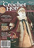 img - for Crochet Home, The Magazine for Creative Crocheters, Number 62, December-January 1998 book / textbook / text book