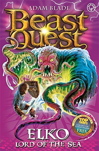61: Elko Lord of the Sea (Beast Quest)