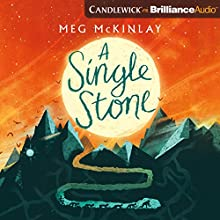 A Single Stone Audiobook by Meg McKinlay Narrated by Lauren Ezzo