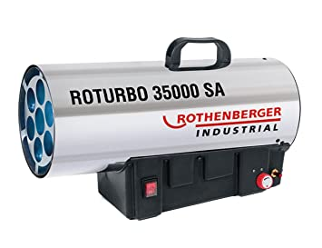 rothenberger 1500000364 roturbo 35000 35000 sa appareil de chauffage gaz avec. Black Bedroom Furniture Sets. Home Design Ideas
