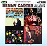 Four Classic Albums Plus (Benny Carter, Jazz Giant / Swingin' The 20's / Sax Ala Carter! / Aspects) Benny Carter