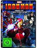 Iron Man: Rise of Technovore (DVD)
