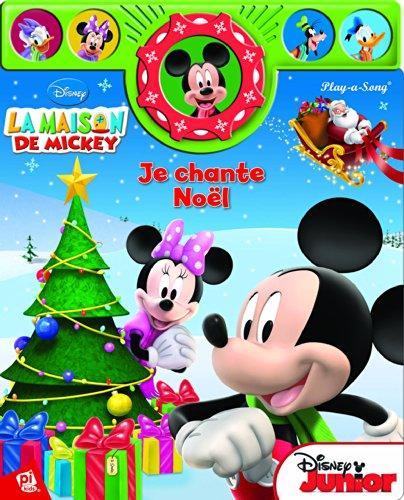 Je chante Noël (La maison de Mickey)