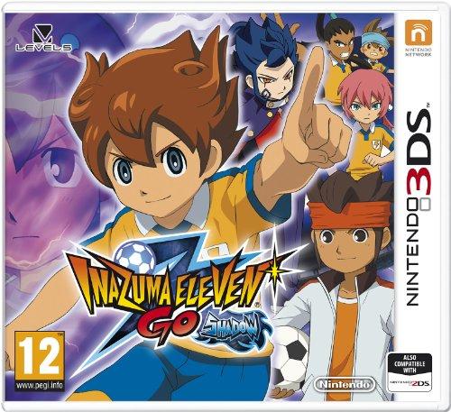 Inazuma Eleven: Go Shadow (Nintendo 3DS)