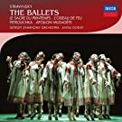 Stravinsky: the Ballets