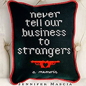 Never Tell Our Business to Strangers Audiobook