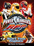 Power Rangers Rpm 1: Start Your Engines