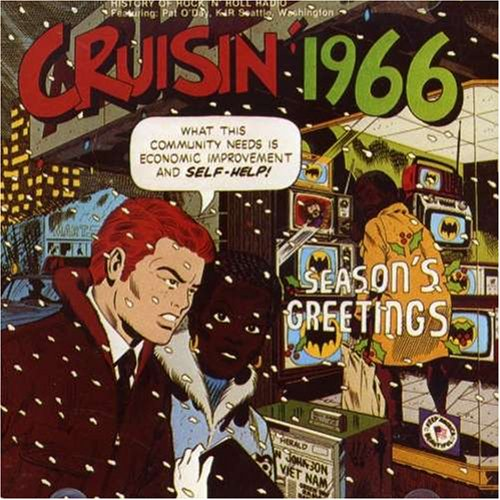Original album cover of Cruisin' 1966 by Cruisin'