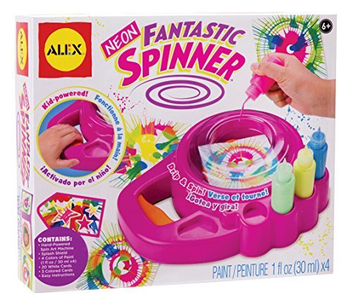 ALEX Toys Artist Studio Fantastic Spinner Neon by ALEX Toys