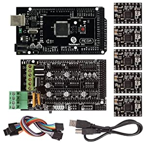 sainsmart ramps 1 4 imprimante 3d starter kit avec mega2560 a4988 pour arduino reprap manuel. Black Bedroom Furniture Sets. Home Design Ideas
