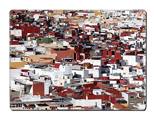 MSD Natural Rubber Placemat IMAGE 19278139 City of Algeciras Andalusia Spain