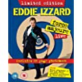 Eddie Izzard: Force Majeure Live - Includes 48-page photobook (Limited Edition) [DVD] [2013]