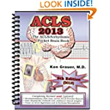 ACLS 2013 Pocket Brain Book (5th Edition)