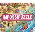 Impossipuzzle Double Sided Beach and Penguins