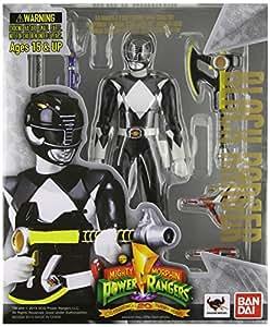 Bandai Tamashii Nations S.H. Figuarts Mighty Morphin Black Ranger Action Figure