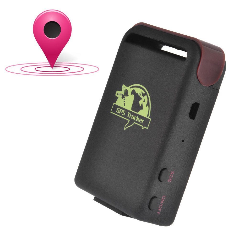 PeleusTech®TK102 Mini Spy Realtime GSM/GPRS/GPS Tracker for Vehicle Car / Elderly / Children / Pets