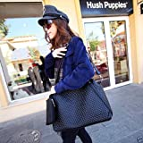 Hot New Popular Women's PU Leather Handbag Shoulder Bag Messenger Bag?