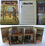 A Western Town: Pop-up Book (Viking Kestrel picture books) (0722657978) by Moseley, Keith