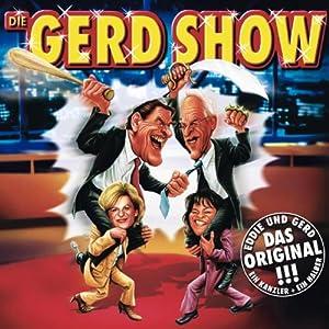 Die Gerd Show - Eddie Und Gerd: Ein Kanzler Und Ein Halber