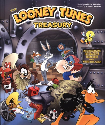 Looney Tunes Treasury: Includes Amazing Interactive Treasures from the Warner Bros. Vault! [Hardcover]