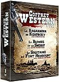 Image de Coffret Western 3 films : Le Bagarreur du Kentucky La Blonde et le shérif Le Solitaire de Fort Humb