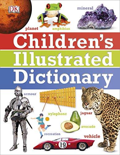 Children's Illustrated Dictionary (Dk)