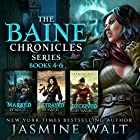 The Baine Chronicles Series, Books 4-6: Marked by Magic, Betrayed by Magic, Deceived by Magic (The World of Recca Boxed Sets Book 2) Hörbuch von Jasmine Walt Gesprochen von: Laurel Schroeder