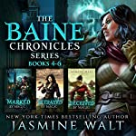 The Baine Chronicles Series, Books 4-6: Marked by Magic, Betrayed by Magic, Deceived by Magic (The World of Recca Boxed Sets Book 2) | Jasmine Walt