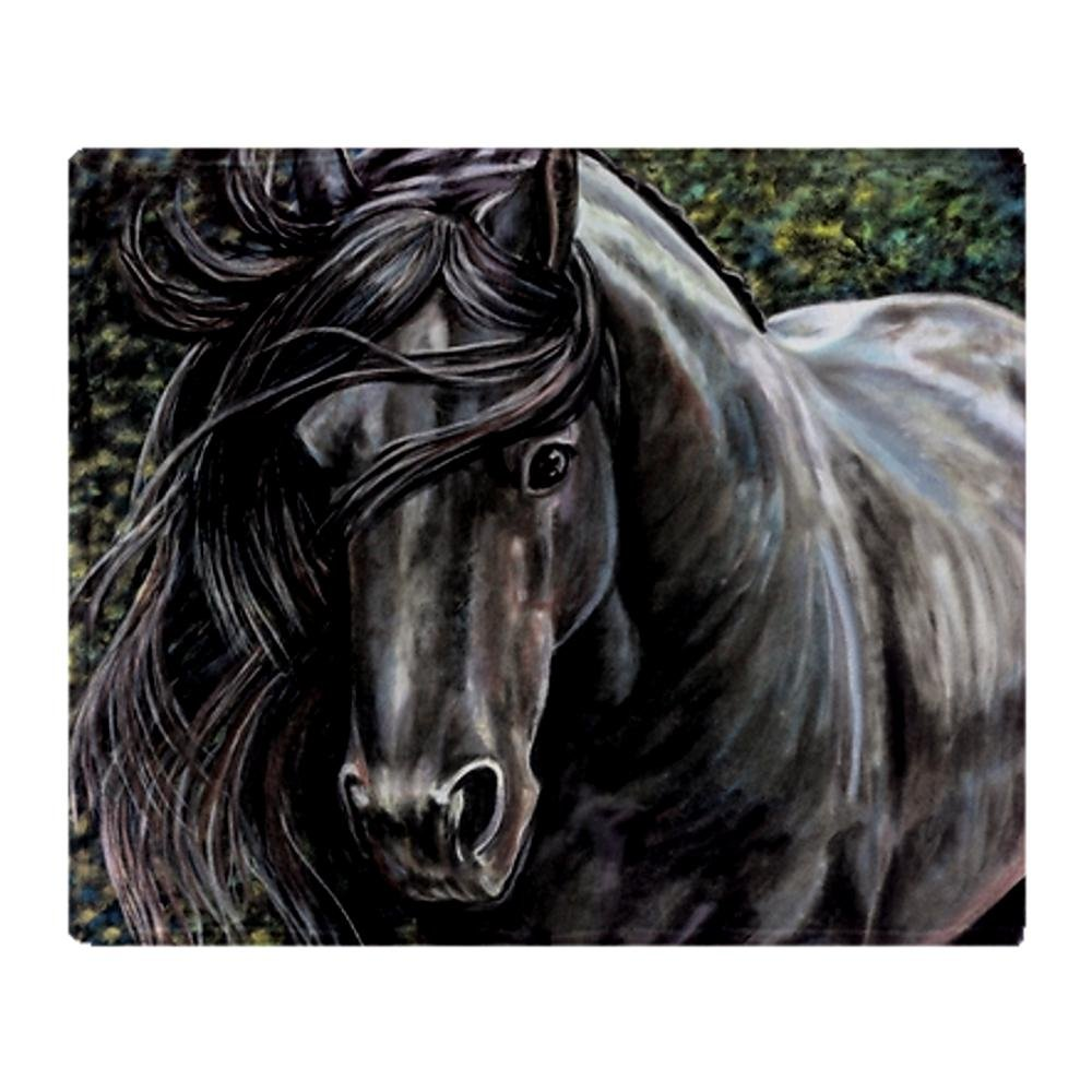 Friesian Throw Blanket