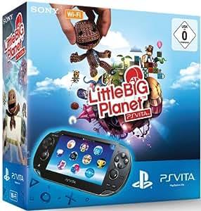 Sony PlayStation Vita (WiFi) inkl. Little Big Planet (Download Voucher) + 4 GB Memory