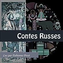Contes russes | Livre audio Auteur(s) :  div. Narrateur(s) : Fabienne Prost