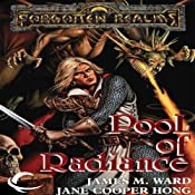 Pools of Radiance: Forgotten Realms: The Pools, Book 1 | James M. Ward, Jane Cooper Hong