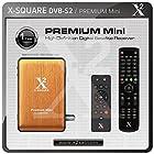 X2 Mini Premium HD PVR FTA Satellite Receiver - NEW Edition