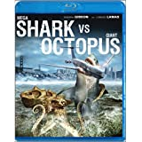 Mega Shark Vs Giant Octopus [Blu-ray]
