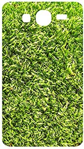 Grass Lawn Back Cover Case for Samsung Galaxy Grand I9082