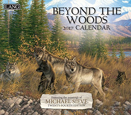 Lang 2017 Beyond The Woods Wall Calendar, 13.375 x 24 inches (17991001894)
