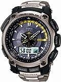 カシオ (CASIO) 腕時計 PROTREK プロトレック PRW-5000T-7JF TOUGH MVT タフソーラー 電波時計 MULTIBAND 6  メンズ