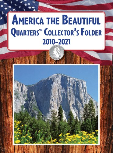 America the Beautiful Quarters™ Collector's Folder 2010-2021 (America Beautiful compare prices)