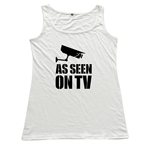 As Seen TV Geek Tank Top For Womens