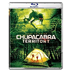 Chupacabra Territory [Blu-ray]