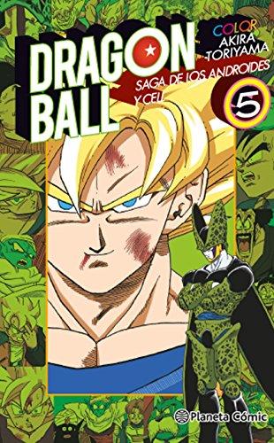 Dragon Ball Color Cell 5
