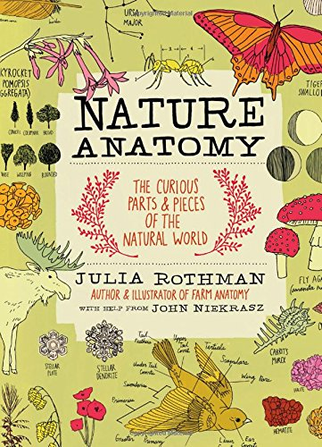 Download Nature Anatomy: The Curious Parts and Pieces of the Natural World