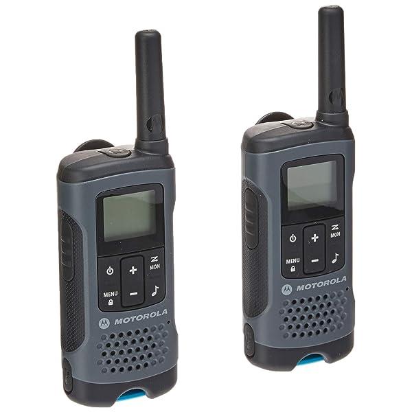 RADIO MOTOROLA T200 TALKABOUT, PAQUETE DE 2