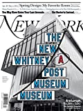 img - for New York Magazine ~April 20 - May 3, 2015~ New Museum book / textbook / text book