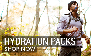 Hydration Packs. Shop Now.